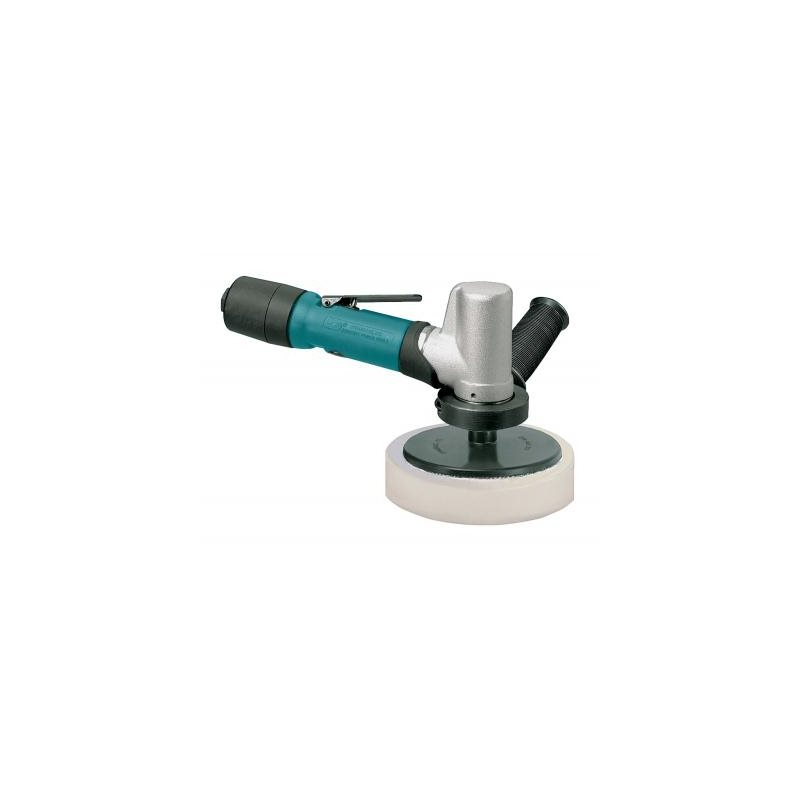 Pneumatic polishers, buffers and accessories