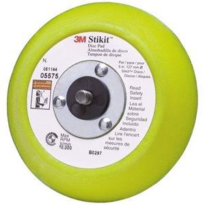 """3M STIKIT DISC PAD 45216, 6"""" X 3/4"""" 5/16-24 EXTERNAL"""