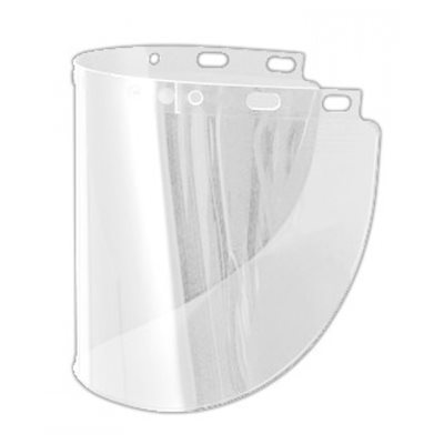 HIGH PERFORMANCE FACESHIELDS FOR FIBRE-METAL F400 HEADGEAR