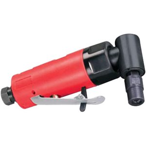 DYNABRADE 18011 - .2 HP (149 W) AUTOBRADE RED RIGHT ANGLE DIE GRINDER