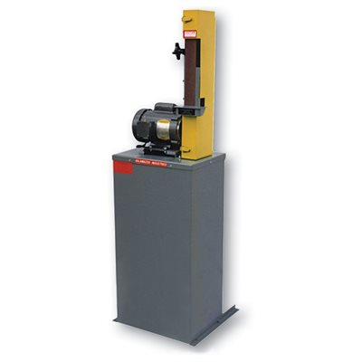 "KALAMAZOO 2FSMV - 2"" X 48"" MULTI-POSITION BELT SANDER WITH VACUUM BASE"