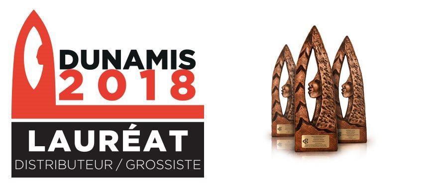 Dunamis Award 2018